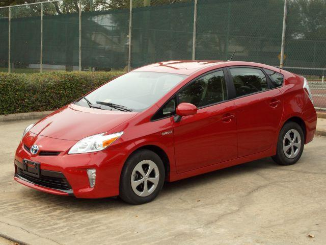 2012 TOYOTA PRIUS PRIUS II red call us for a free vehicle history reportalso we have financi