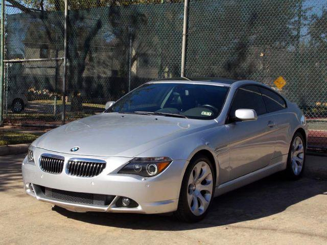2005 BMW 6 SERIES 645CI COUPE silver  all internet prices are reduced for cash cashiers check