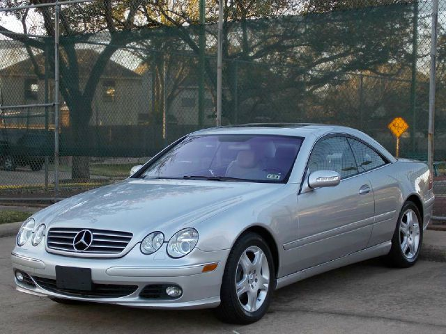2003 MERCEDES-BENZ CL-CLASS CL500 silver  all internet prices are reduced for cash cashiers c