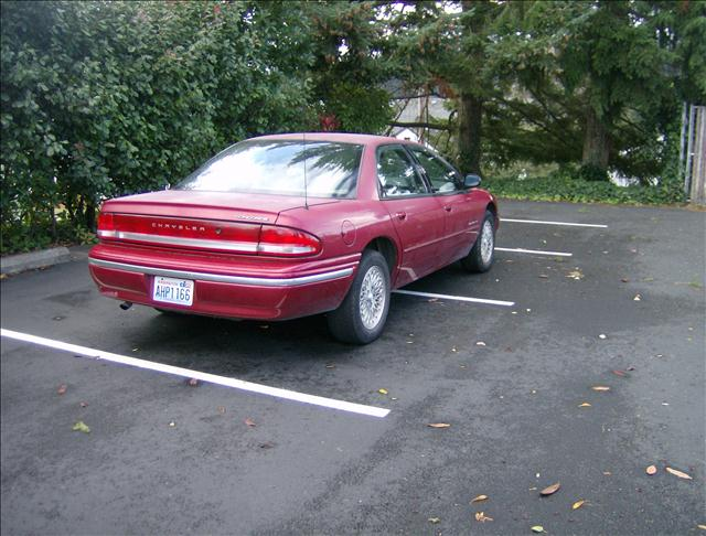 1996 Chrysler Concorde LX INHOUSE FINANCING For Sale In Bremerton WA ...