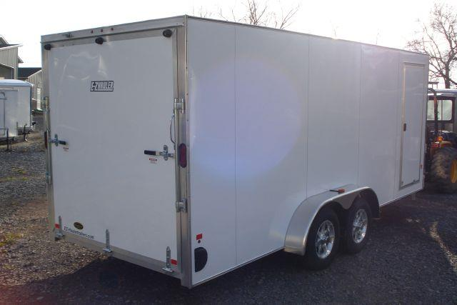"2013 Alcom 23 ft Enclosed Snowmobile Trailer-Extra Tall Extra 6"" Interior Height - Holley NY"