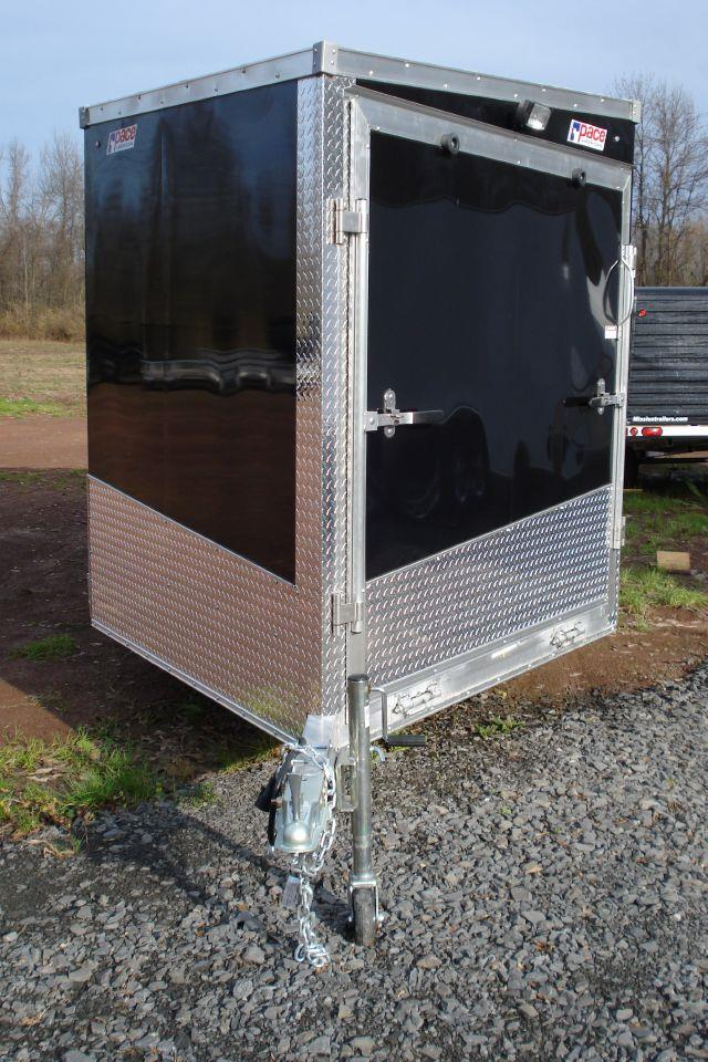 2013 Pace 19 ft Aluminum Enclosed Snowmobile Trailer  - Holley NY