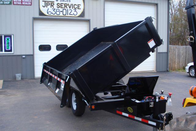 2012 Cam Superline 6x10 3-Way Deckover Dump Trailer, 10K  - Holley NY