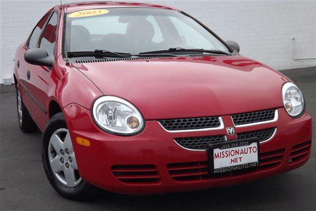 2003 Dodge Neon - Oceanside, CA