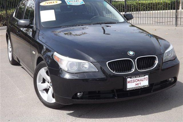 2005 BMW 5 series - Oceanside, CA