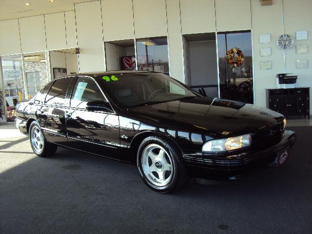Tothego - 1996 Chevrolet Caprice Classic Or..._1