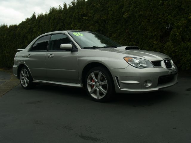 2006 Subaru Impreza WRX Limited - Milwaukie OR