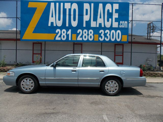 2008 MERCURY GRAND MARQUIS GS light blue ez terms low down payment to no down payment opportun