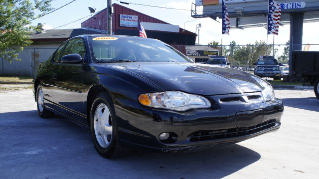 2002 CHEVROLET MONTE CARLO SS black abs brakesair conditioningalloy wheelsamfm radioanti-brak