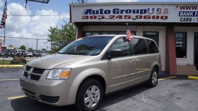 2009 DODGE GRAND CARAVAN SE silver abs brakesair conditioningamfm radioanti-brake system 4-wh