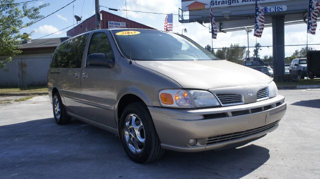 2003 OLDSMOBILE SILHOUETTE GLS sand disclaimer all internet prices are reduced from the actual