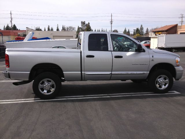 2006 Dodge Ram 2500 Laramie Quad Cab 4WD - Citrus Heights CA