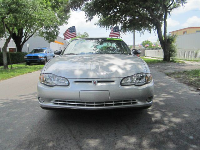 2001 CHEVROLET MONTE CARLO LS silver low miles sporty extra clean wow this is sports performan