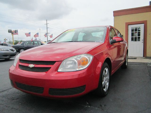 2007 CHEVROLET COBALT LT1 SEDAN red big grins a wonderful vehicle at a wonderful price is what we