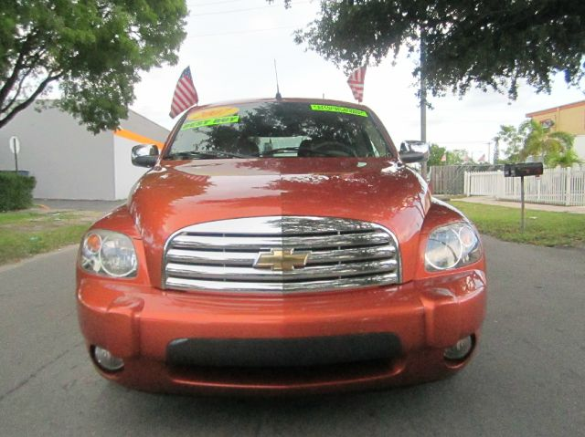 2007 CHEVROLET HHR LT2 orange talk about mpg real gas sipper if you want an amazing deal on an a