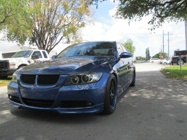 2007 BMW 3 SERIES 335I blue 30l dohc 24-valve di i6 twin-turbocharged engine-inc double-vanos va