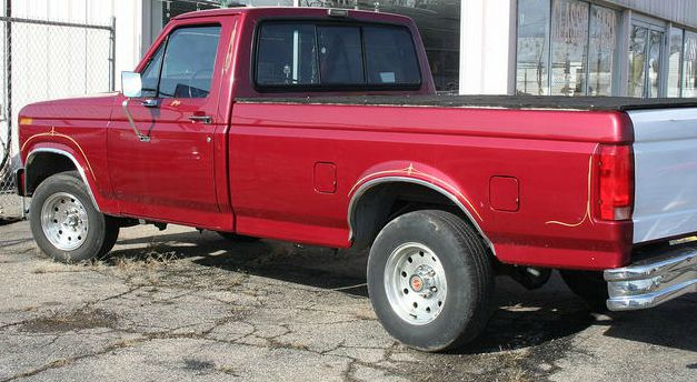 1984 Ford F150 Regular Cab 2WD - Westland MI