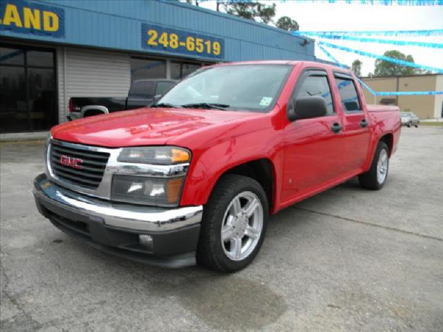 2006 GMC CANYON CREW CAB 1260 WB 2WD SLT red we have 3 locations with over 150 cars trucks va