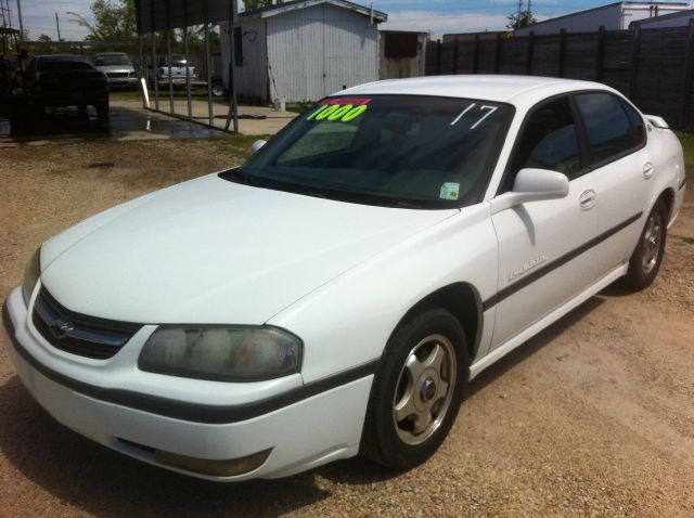 2000 CHEVROLET IMPALA LS white 00 impala ls  fully loaded automatic v6 alloy wheels power wind