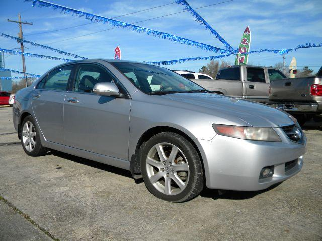 2004 ACURA TSX 5-SPEED AT silver here is a very nice and clean fully loaded acura tsx equipped wi