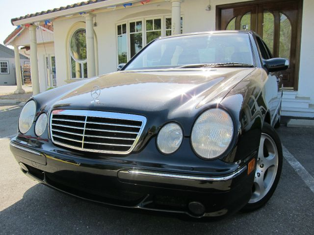 2001 MERCEDES-BENZ E-CLASS E430SPORT black abs brakesair conditioningalloy wheelsamfm radioa