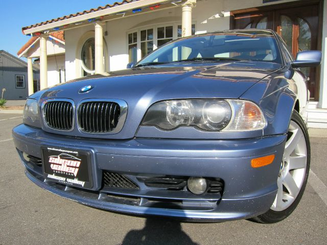 2002 BMW 3 SERIES 325CI COUPE blue sport pkg very clean car runs great financing avalible cal