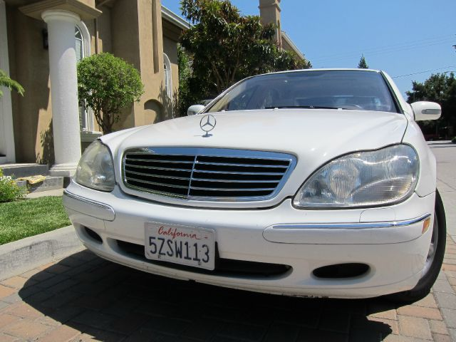 2002 MERCEDES-BENZ S-CLASS S500 white abs brakesair conditioningalloy wheelsamfm radioanti-br