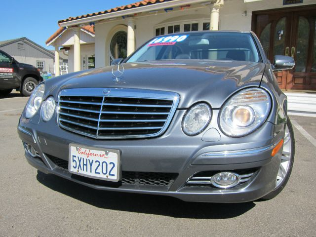 2007 MERCEDES-BENZ E-CLASS 350 SPORT flint gray abs brakesair conditioningalloy wheelsamfm rad